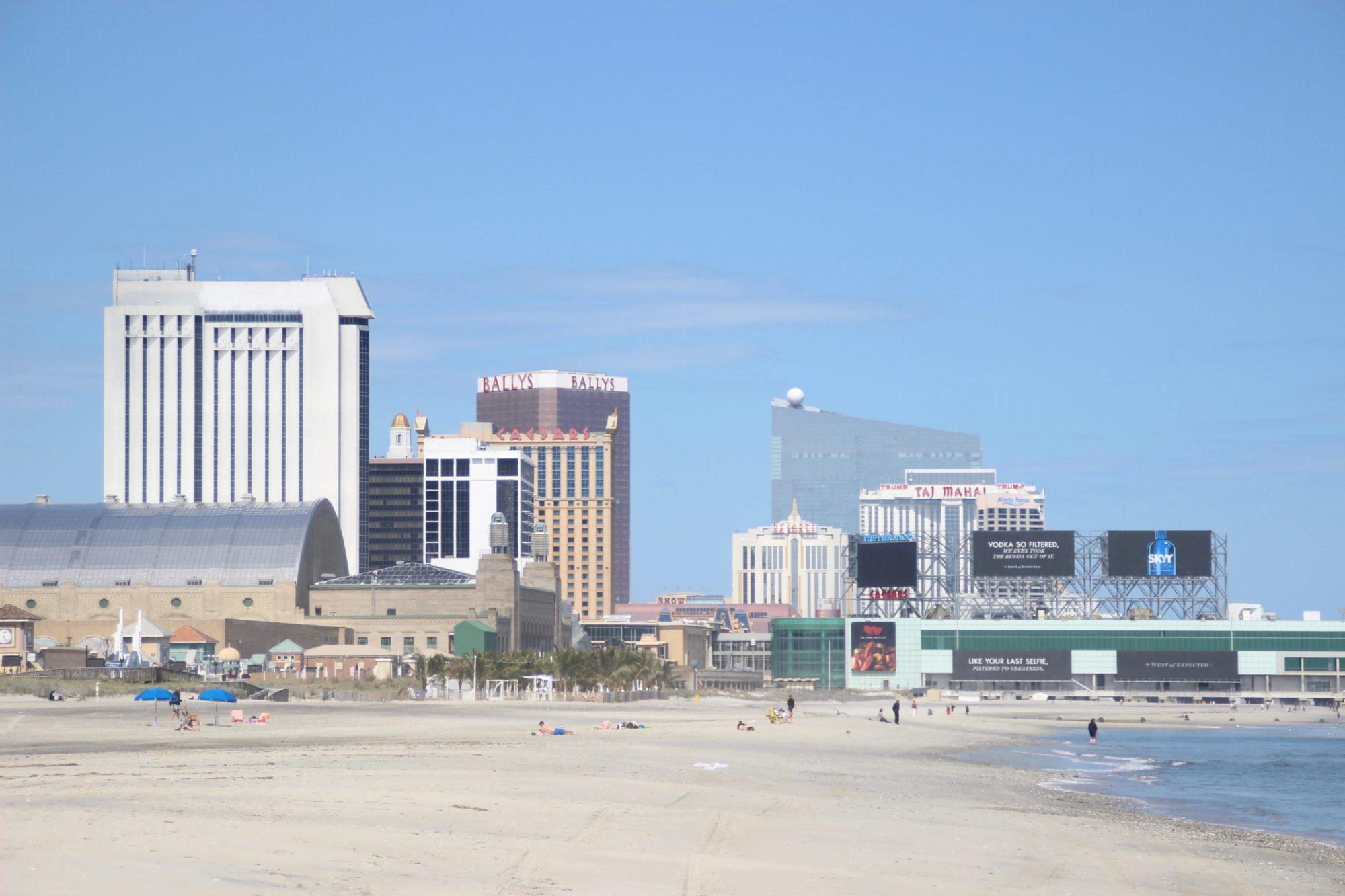 Город-призрак. Атлантик-Сити.